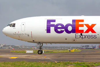 N578FE - FedEx Federal Express McDonnell Douglas MD-11F