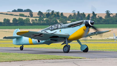G-AWHR - Air Leasing Ltd Hispano Aviación HA-1112-M1L Buchon