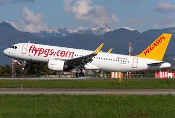 TC-NCG - Pegasus Airbus A320 NEO