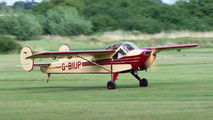 G-BIUP - Private Nord NC.854S aircraft