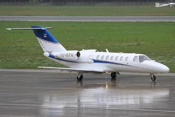 YU-BTN - Private Cessna 525B Citation CJ3