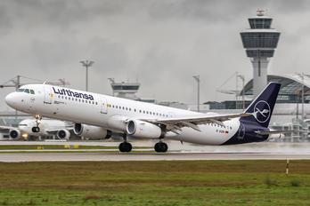 D-AIDB - Lufthansa Airbus A321