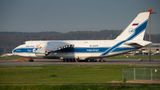 Volga Dnepr An124 visited Zurich