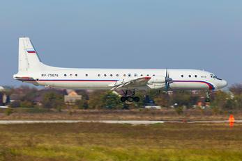 RF-75676 - Russia - Air Force Ilyushin Il-18 (all models)