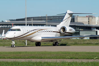 N3877 - Private Bombardier BD-700 Global Express