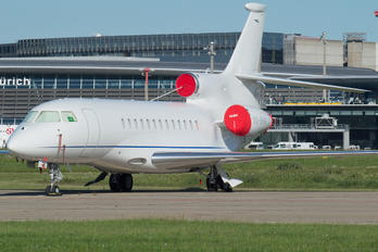 VQ-BHA - Private Dassault Falcon 7X