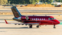 G-RANE - Saxon Air Bombardier CL-600-2B16 Challenger 604 aircraft