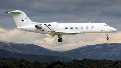 V-11 - Netherlands - Air Force Gulfstream Aerospace G-IV,  G-IV-SP, G-IV-X, G300, G350, G400, G450