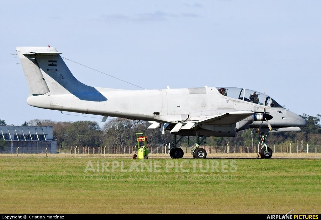 Argentina - Air Force A-582 aircraft at Reconquista - Daniel Jurkic