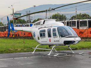 HK4928 - AVE Bell 206L Longranger