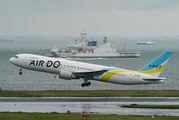 JA612A - Air Do - Hokkaido International Airlines Boeing 767-300 aircraft