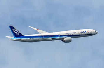 JA792A - ANA - All Nippon Airways Boeing 777-300ER