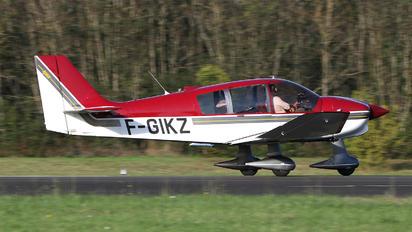 F-GIKZ - Private Robin DR.400 series