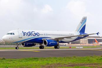 VT-IGW - IndiGo Airbus A320
