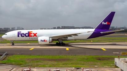 N843FD - FedEx Federal Express Boeing 777F