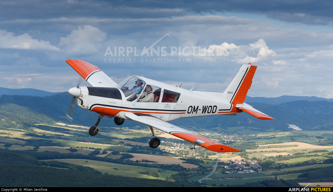 Private OM-WOD aircraft at In Flight - Slovakia