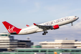 G-VWND - Virgin Atlantic Airbus A330-200