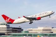 G-VWND - Virgin Atlantic Airbus A330-200 aircraft