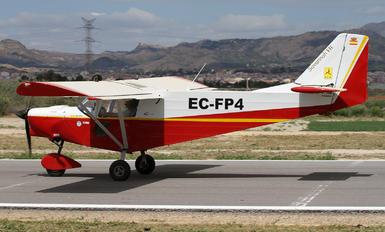 EC-FP4 - Private ICP Savannah