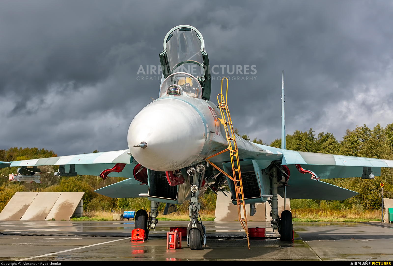 Russia - Navy RF-92422 aircraft at Undisclosed Location