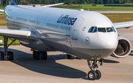 D-AIHC - Lufthansa Airbus A340-600 aircraft