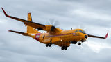 First flight of new Canadian Air Force CASA CC-295