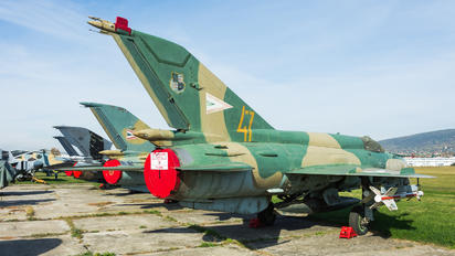 6009 - Hungary - Air Force Mikoyan-Gurevich MiG-21bis