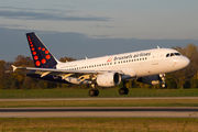 OO-SSV - Brussels Airlines Airbus A319 aircraft