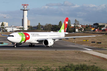 CS-TUO - TAP Portugal Airbus A330neo