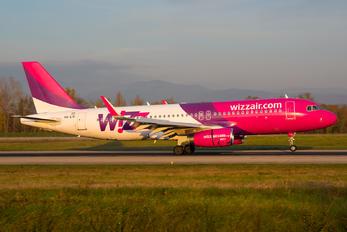 HA-LYI - Wizz Air Airbus A320