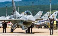 4056 - Poland - Air Force Lockheed Martin F-16CJ Fighting Falcon aircraft