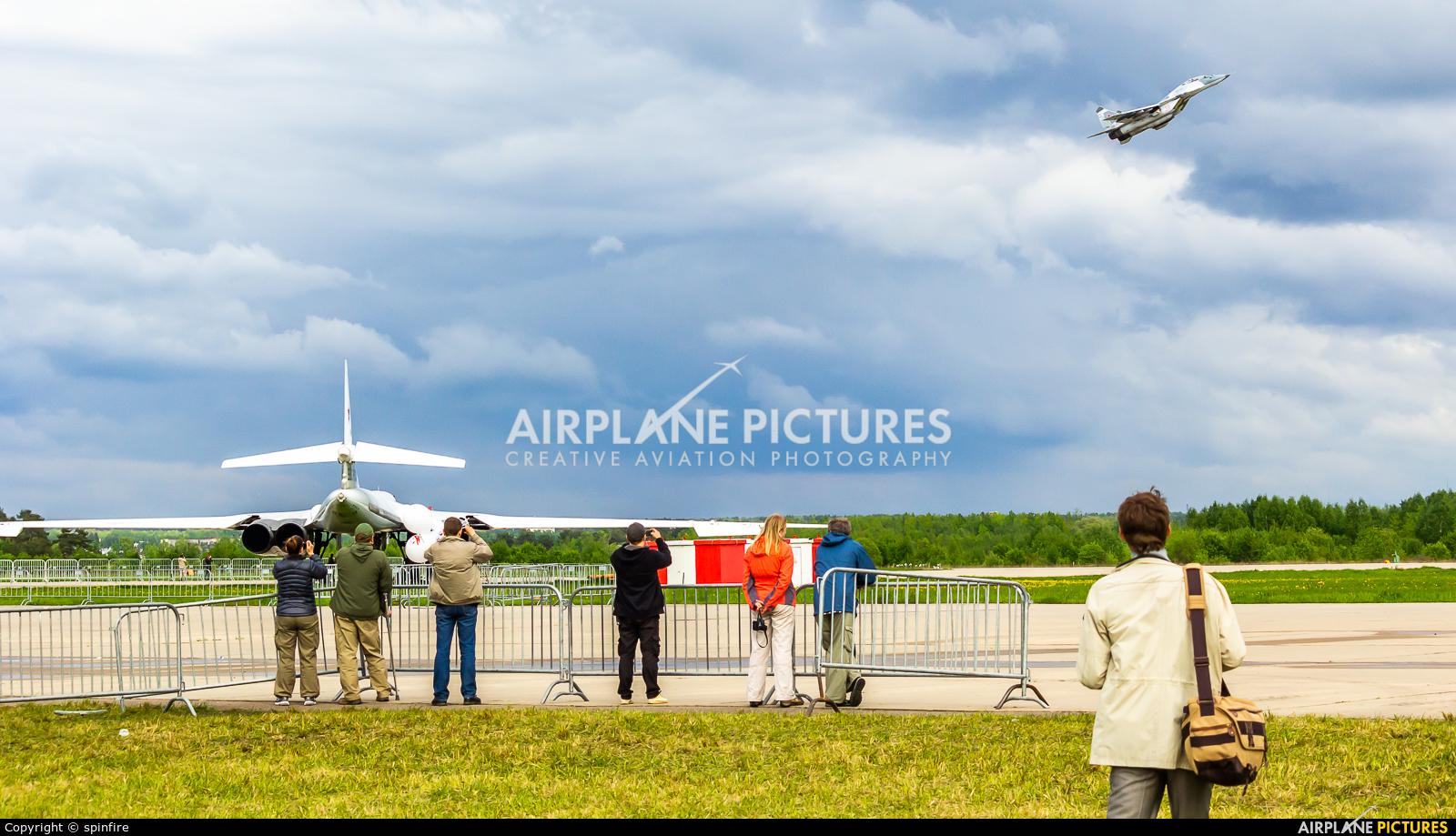 - Airport Overview - aircraft at Kubinka