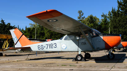 69-7183 - Greece - Hellenic Air Force Cessna T-41 Mescalero