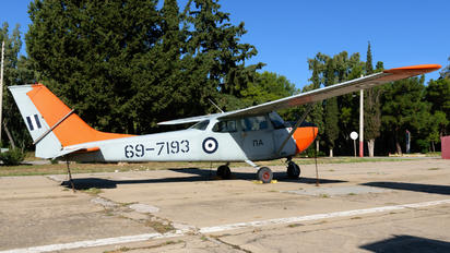 69-7193 - Greece - Hellenic Air Force Cessna T-41 Mescalero