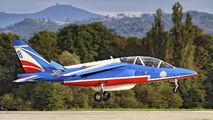 "E20 - France - Air Force ""Patrouille de France"" Dassault - Dornier Alpha Jet E aircraft"