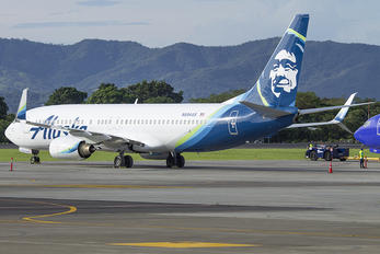 N594AS - Alaska Airlines Boeing 737-800