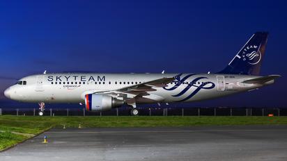VP-BDK - Aeroflot Airbus A320