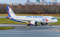 VP-BRX - Ural Airlines Airbus A320 NEO aircraft
