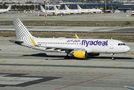 Vueling A320 flies for Flyadeal