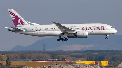 A7-BCD - Qatar Airways Boeing 787-8 Dreamliner