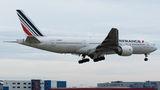 Medical visit of Air France B772 to Warsaw