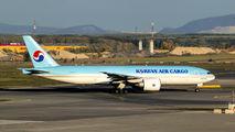 HL8251 - Korean Air Cargo Boeing 777F aircraft