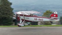 HB-RAO - Private Morane Saulnier MS.317 aircraft