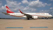 4L-TGU - Airzena - Georgian Airlines Embraer ERJ-190 (190-100) aircraft