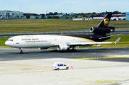 EPWA - UPS - United Parcel Service McDonnell Douglas MD-11F aircraft