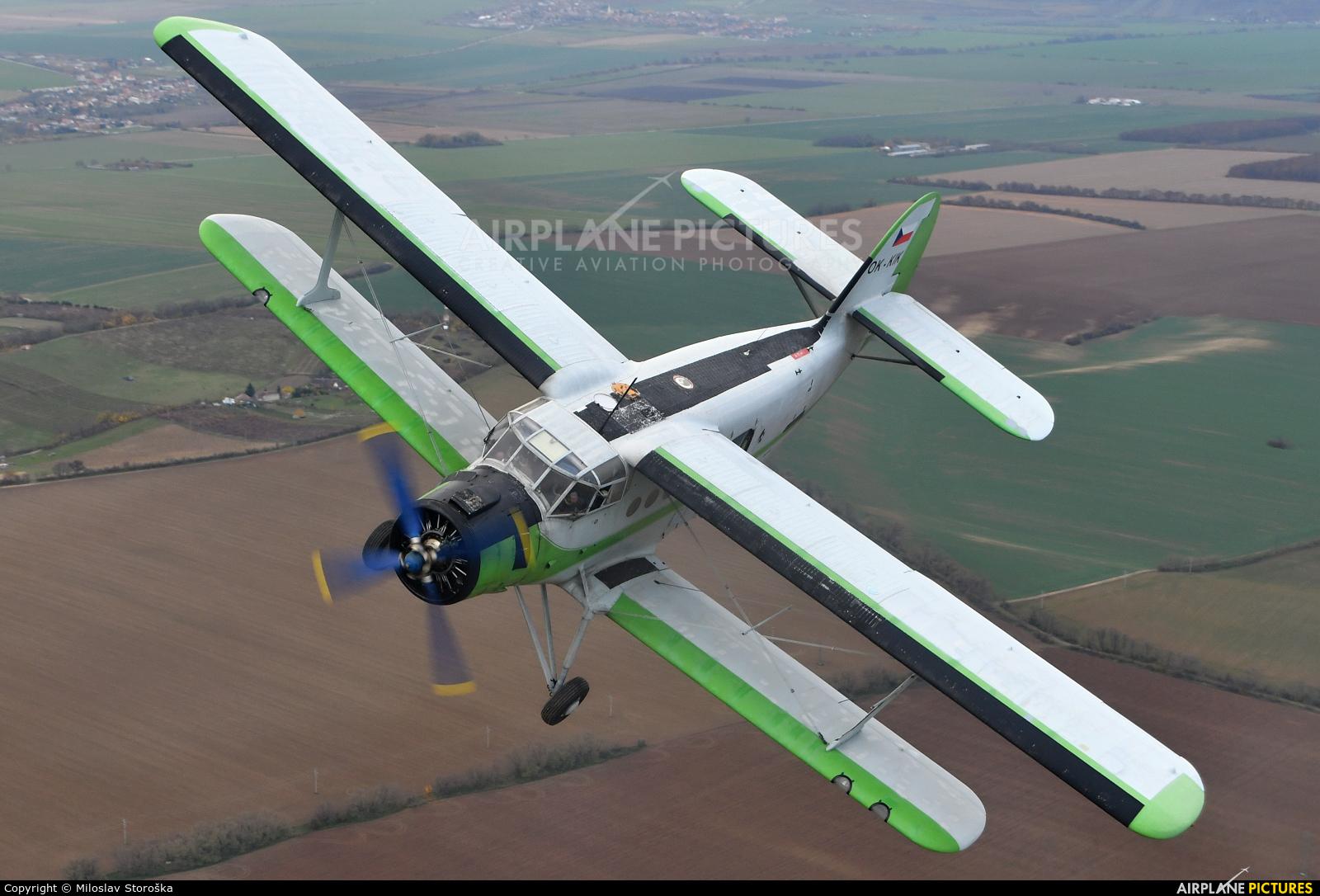 Private OK-KIK aircraft at In Flight - Slovakia