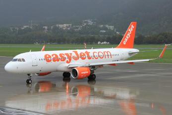 G-EZOF - easyJet Airbus A320
