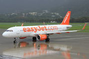 G-EZOF - easyJet Airbus A320 aircraft