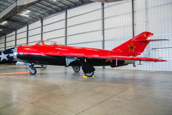NX117BR - The Flying Bulls PZL Lim-5