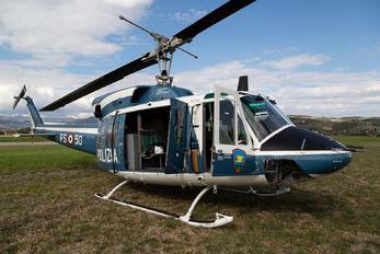 MM80750 - Italy - Police Agusta / Agusta-Bell AB 212AM